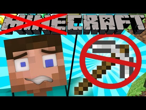 Thumbnail: If You Couldn't Mine in Minecraft