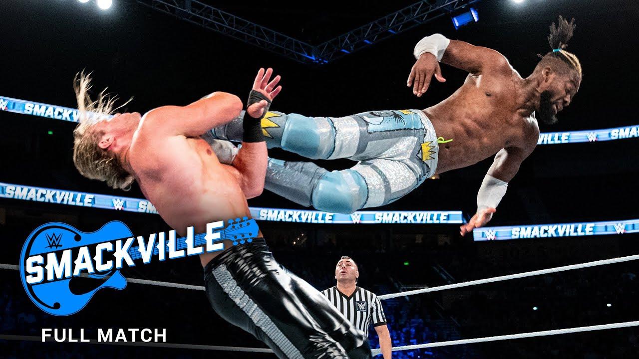 Download FULL MATCH: Kofi Kingston vs. Samoa Joe vs. Dolph Ziggler - WWE Title Match: Smackville 2019
