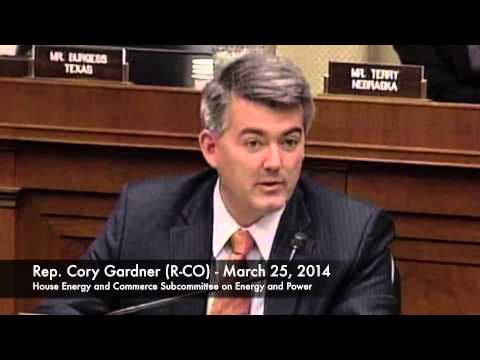 DOE Witness Tells Rep. Gardner LNG Exports Are Good