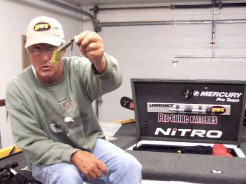 November 4 2014 table rock weekly fishing report with for Pete wenners fishing report