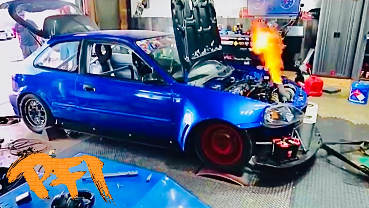 Finding Solutions to the Island Civic and Rehab S2000 update!