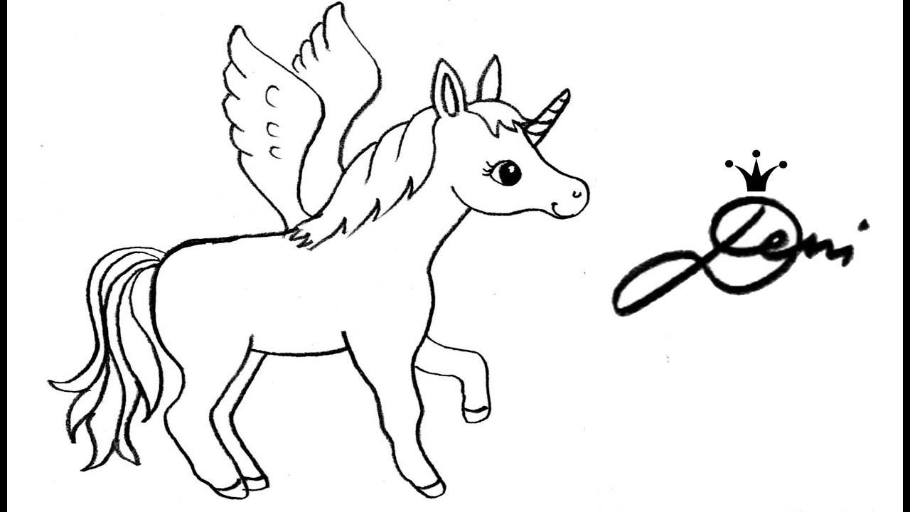 Pferde Zeichnen Lernen Mit Anleitungsvideos