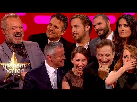 Try Not To Laugh on The Graham Norton Show   Part Three