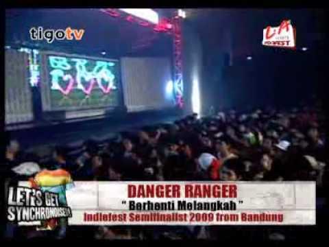 DANGER RANGER BERHENTI MELANGKAH LIVE IN SABUGA LALIGHT INDIEFEST 2009