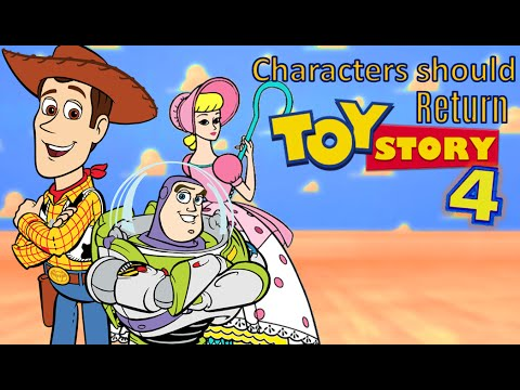 Top Characters that NEED to be in Toy Story 4