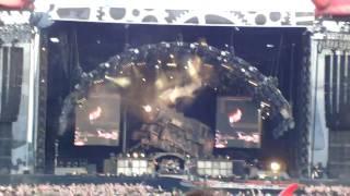 AC DC Shot Down In Flames Live Download Festival 2010 11 06 2010 Donnington Park 720p HD