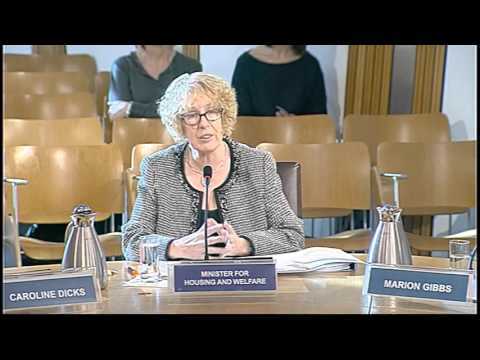 Infrastructure and Capital Investment Committee - Scottish Parliament: 2nd March 2016
