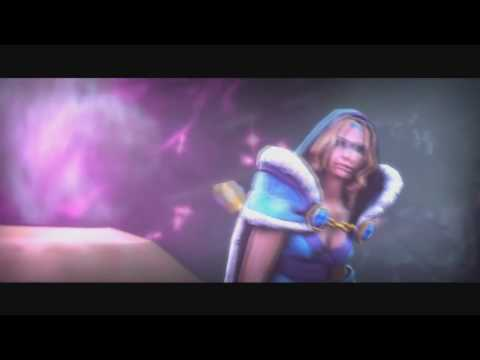 Dota 2: Movie HD / Trailer