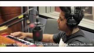 Danny Sarb sings