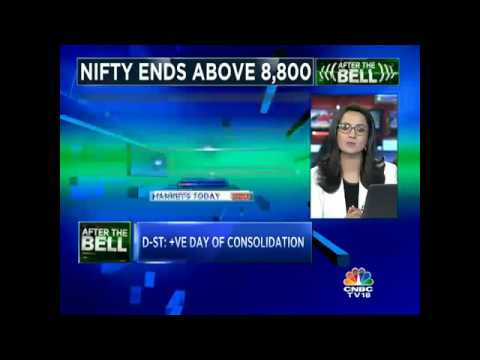 MARKET WRAP: Nifty Ends Above 8,800 Pts In Trade, Sensex Ends At 28,634 Pts – September 19, 2016