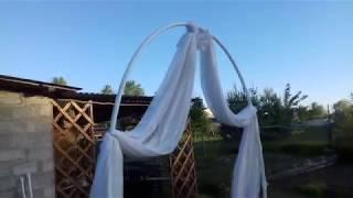 видео Свадебная арка