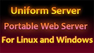 Portable Uniform Server for Linux and Windows