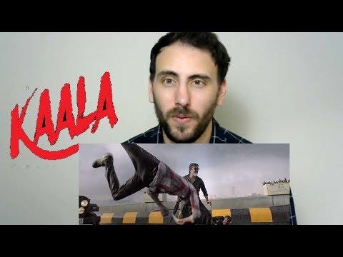 Kaala (Tamil) - Official Teaser REACTION