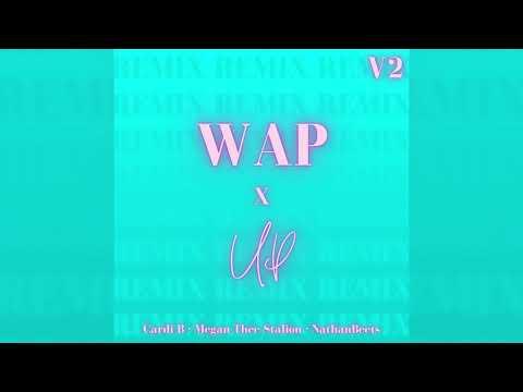 WAP x Up [Remix] V2 (Clean)