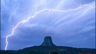 DEVILS TOWER Lightning Fantasia