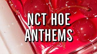 nct hoe playlist to keep you awake (all units)