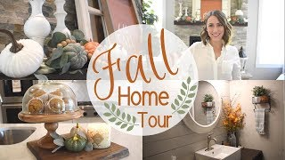 FALL HOME DECOR TOUR | Fall Decor 2019