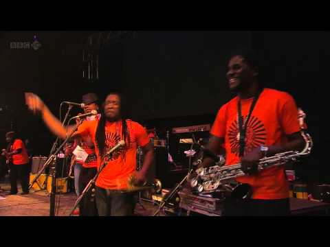 Jimmy Cliff - You Can Get It If You Really Want - Glastonbury 2011