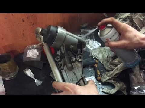 Замена прокладок теплообменника Своими руками Chevrolet Aveo, Cruze, Orlando