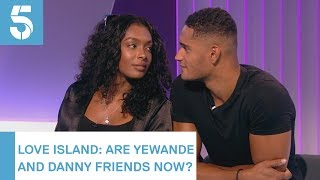 Love Island: Are Yewande and Danny back on good terms? | 5 News