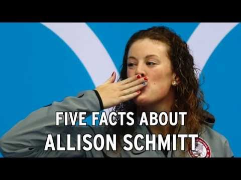 Allison Schmitt Olympics Profile: Five Facts To Know About The USA Swimmer