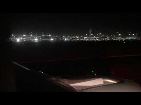 United Airlines B737-800 Takeoff SFO To ATL
