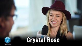 Crystal Rose, Sensay | Coin Agenda Caribbean 2018
