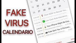 """COME RIMUOVERE il FAKE """"VIRUS"""" CALENDARIO su iPhone ed iPad"""