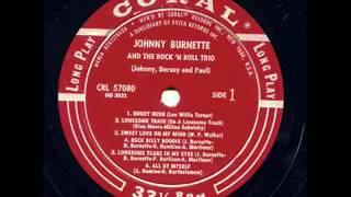 Johnny Burnette & The Rock