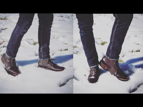 THURSDAY BOOTS IN SNOW! | MICHAEL CASTRO