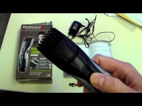 remington mb320c barba beard trimmer review youtube. Black Bedroom Furniture Sets. Home Design Ideas