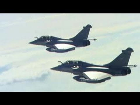 The story of the Rafale
