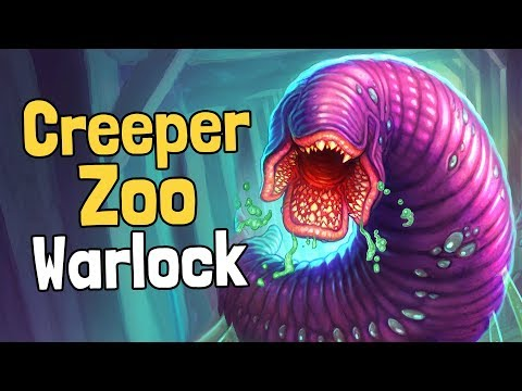 Creeper Zoo Warlock by Amnesiac Deck Spotlight - Hearthstone