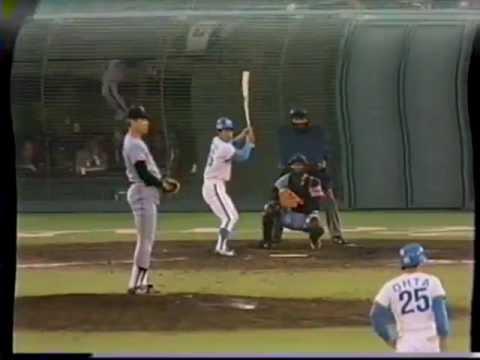 1983 西武-巨人 日本シリーズ 第...