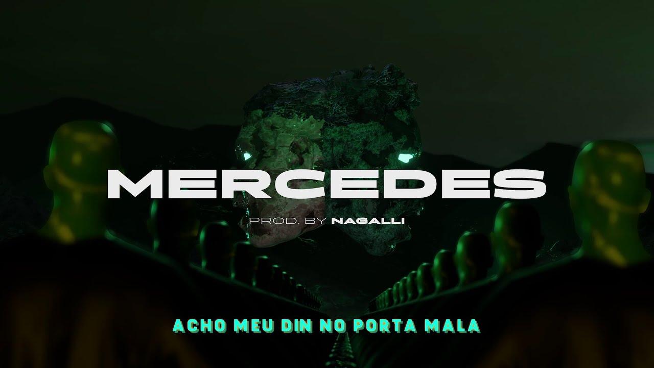 Jé x Igu - MERCEDES (Prod. Nagalli) | HORA DO RUSH Vol. 1