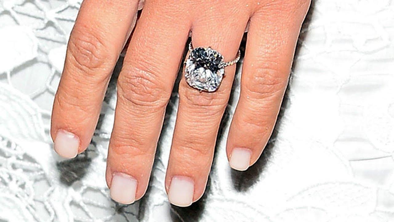 How To Get A Ring Like Kim Kardashian S Diamond Rings