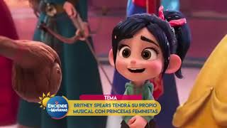 MUSICAL CON CANCIONES DE BRITNEY SPEARS