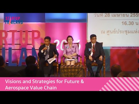 Elevating Thailand Industry in Global Aerospace Value Chain