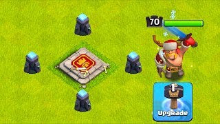 "LVL 69 to LVL 70 Here We GO!! ""Clash Of Clans"" 1 million loot raid!"