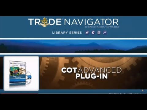 Session 1 How To Download And Activate Cot Data In Trade