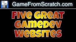 Five Great Game Development Websites