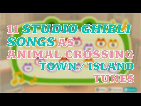 11 Studio Ghibli Songs As Town/Island Tunes (with Variations) | Animal Crossing: New Horizons