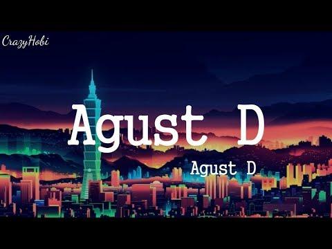 AGUST D - AGUST D | ADAPTACIÓN A ESPAÑOL