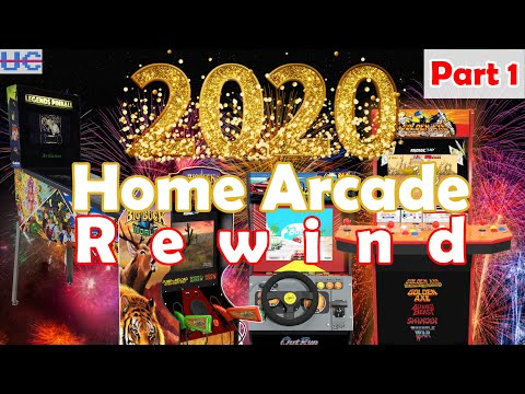 Home Arcade Year in Review 2020: Arcade1up, iiRcade, AtGames, MVSX & More! Part 1 from Unqualified Critics