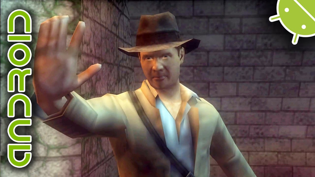 Indiana jones and the staff of moses [psp not cancelled] unseen64.
