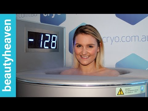 Cryotherapy Treatment Review
