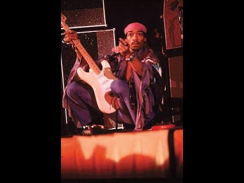 Jimi Hendrix- Memorial Auditorium, Dallas, Texas 4/20/69