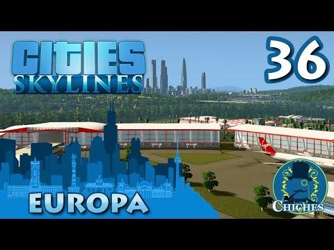 Cities Skylines - Europa - #36 en español