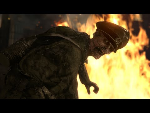 Official Call of Duty®: WWII Nazi Zombies Reveal Trailer
