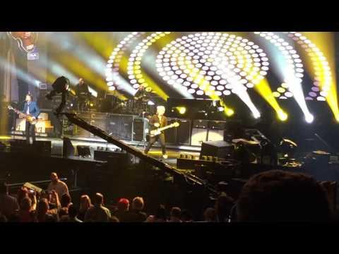 Paul McCartney at Golden 1 Center Oct 4, 2016 Sacramento, CA